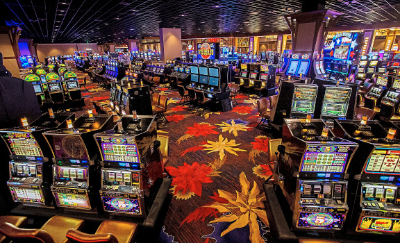 Las Vegas Casinos Wrap Up 1st Post-shutdown Weekend - BLOG