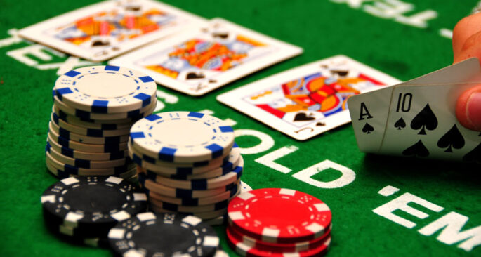 The Battle Versus Online Casino