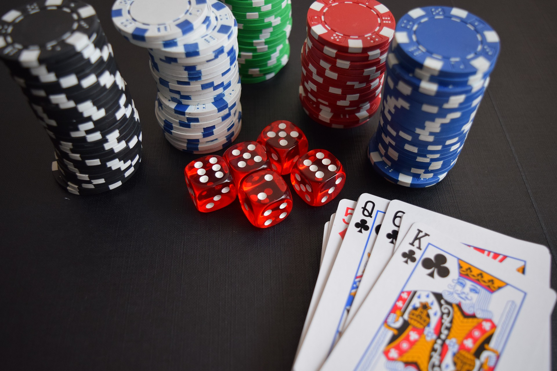 The Clear-cut Details To Online Casino