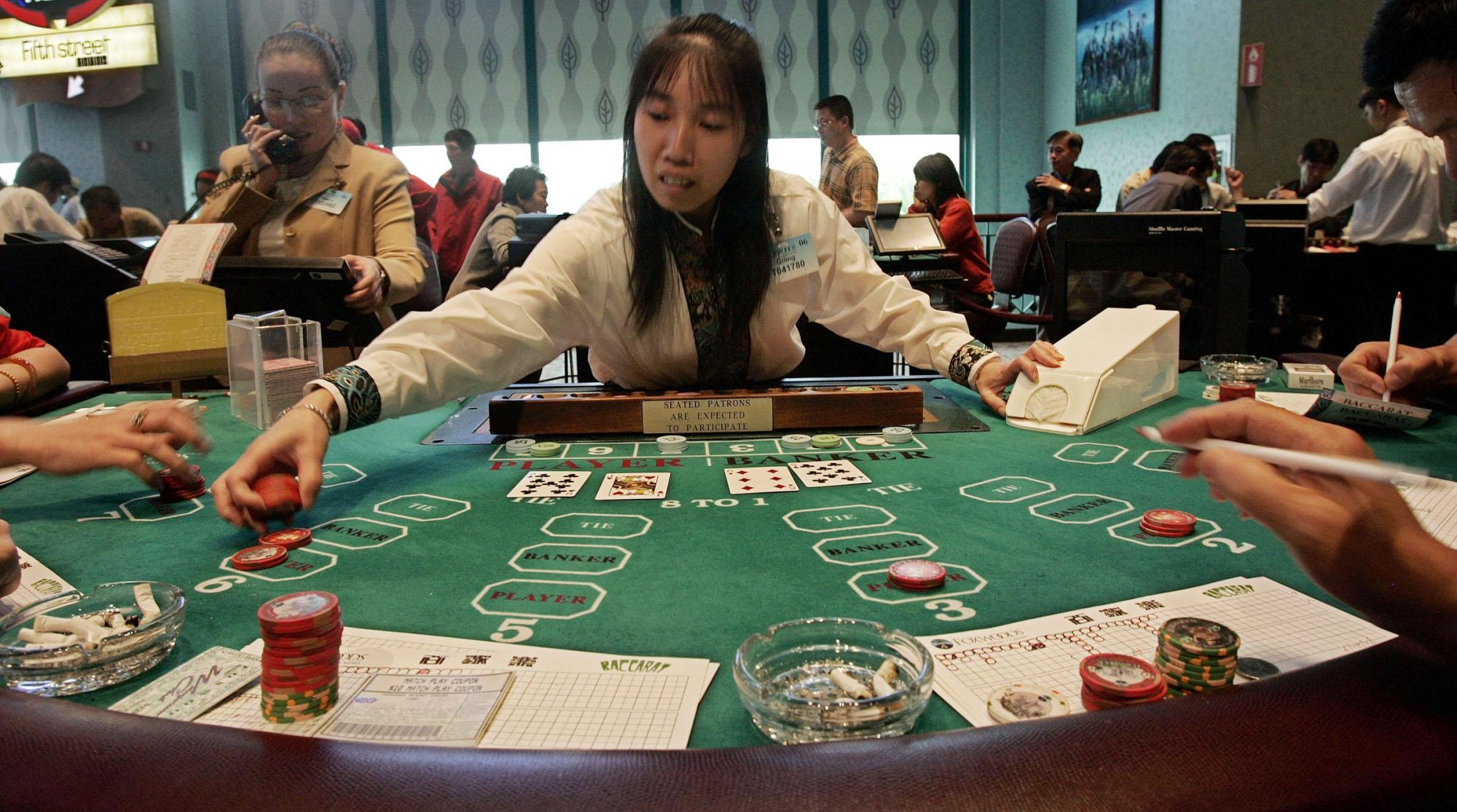 How To Have The Right Approach For Casino Games?