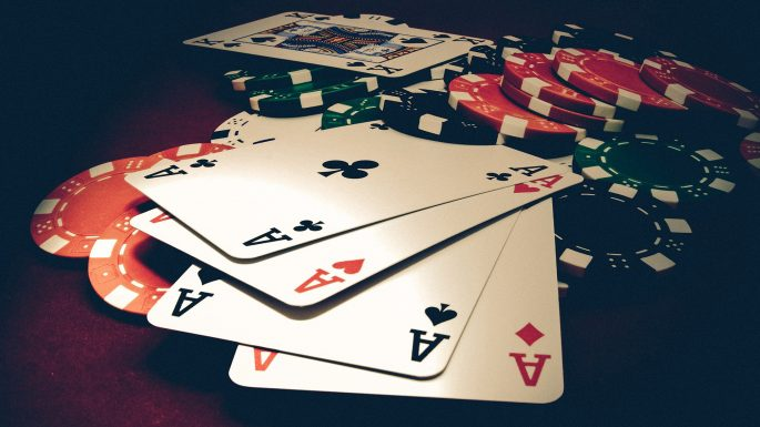Four Undeniable Information About Gambling