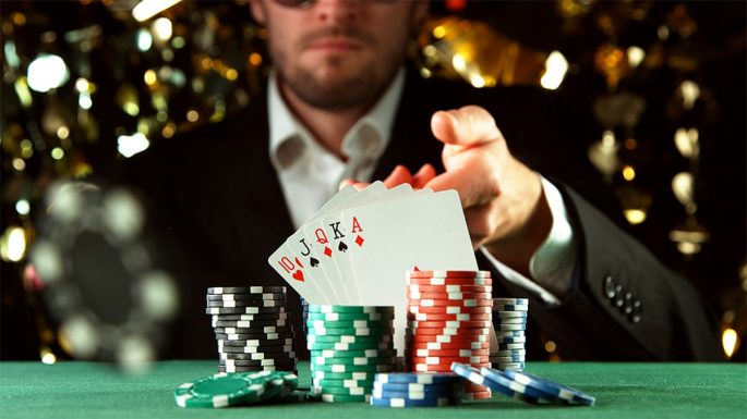 Eight Things To Demystify Casino